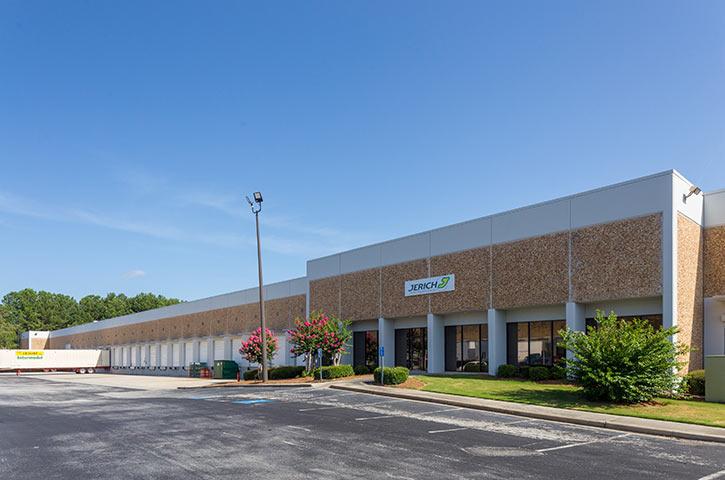Exterior of 6047 Fulton Industrial Boulevard SW in Atlanta, GA