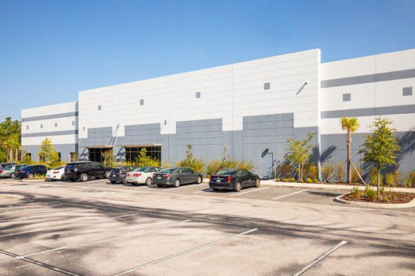 Exterior of 8601 Transport Drive in Orlando, FL
