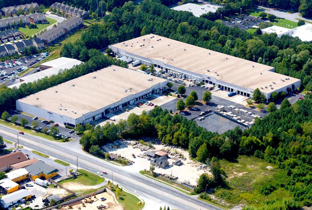 GCP Acquires $53 Million Industrial Portfolio