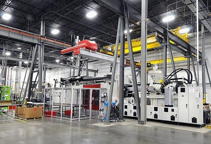 Alabama Investor with Latin American Funds Shopping Atlanta Industrial