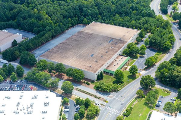 Aerial of Northmont in Duluth, GA