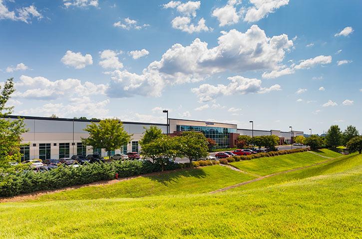 Exterior of Quality Circle in Huntsville, AL